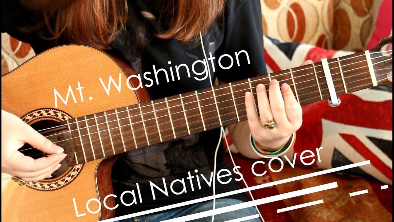 Local natives mr washington аккорды