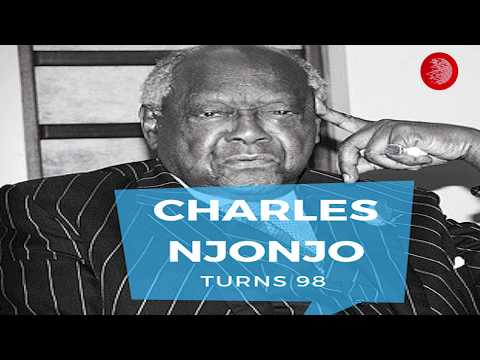 Kenya's first attorney general Charles Njonjo turns 98