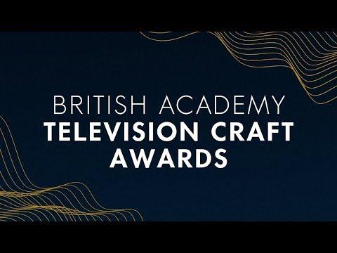 Watch the BAFTA Television Craft Awards 2018 💡🎥✂️📝🎼