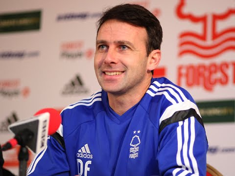 Dougie Freedman Nottingham Forest Press Conference - YouTube
