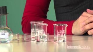 Скорость химических реакций. Видеоурок по химии 9 класс.