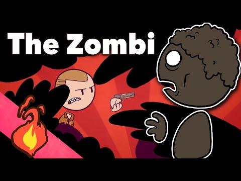 The Zombi - Tales of Zombies - Extra Mythology