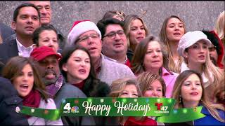 "News 4 New York: ""2019 Holiday Sing-Along "" 60 Sec Promo"