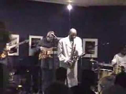 James Ross @ Amos Brewer (Sax Man)