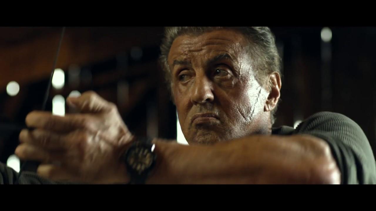 RAMBO Last Blood - Tráiler final en castellano (Estreno 27 de septiembre)