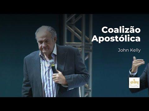 6 -Tarde - Coalizão Apostólica - John Kelly