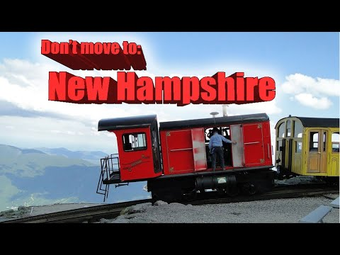 Top 10 reasons NOT to move to New Hampshire. It is a swing s