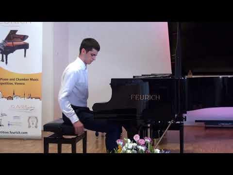 Sandro Gegechkori - Grand Prize - 2. Feurich Wettbewerb Wien 2017