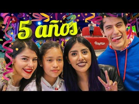 CELEBRANDO CON POLINESIOS 5 AÑOS | LOS POLINESIOS VLOGS