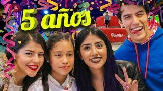 CELEBRANDO CON POLINESIOS 5 AÑOS | LOS POLINESIOS VLOGS thumbnail