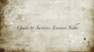 Guide To Survive - Leanan sidhe