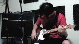My Bloody Valentine - Loomer guitar