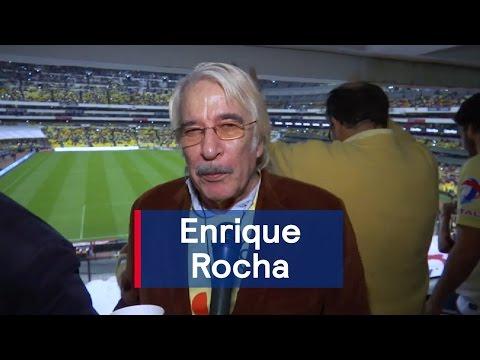 Enrique Rocha prefiere no ver a Donald Trump