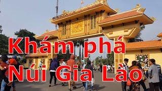 Đi cáp treo ở Gia Lào | Cuộc sống Việt
