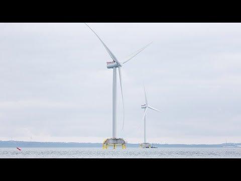 Nissum Bredning Vind brings offshore innovations to life