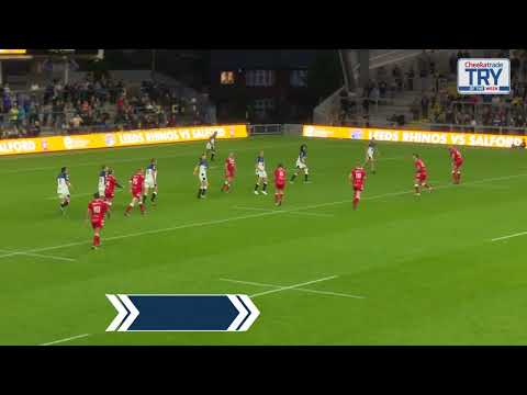 Checkatrade Try of the Week - Round 26