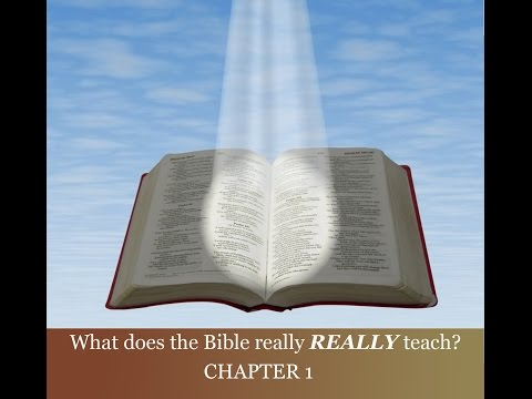 What is the TRUTH about God? - Chapter 1