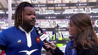 """6 Nations. Italie - France / Mathieu Bastareaud : """"Un Tournoi difficile"""""""