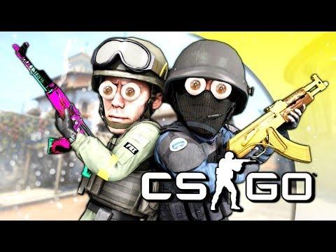 Стрим CS:GO, игра с сабами))