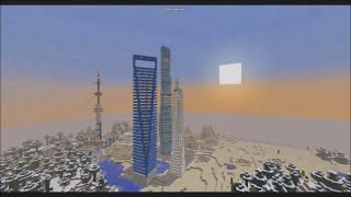 Minecraft - Shanghai (Tower)   [HD+] [Download] #02