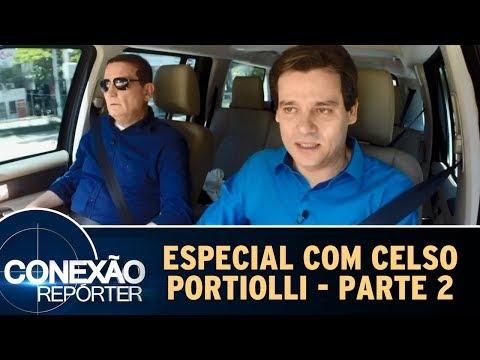 Especial Com Celso Portiolli - Parte 2 | Conexão Repórter (05/06/17)