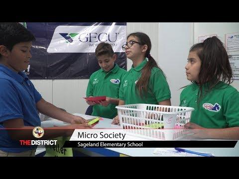 Sageland Elementary School Micro Society