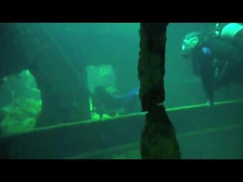 OzDive in Chuuk - Diving at the Fujikawa / Micronesia (2010)