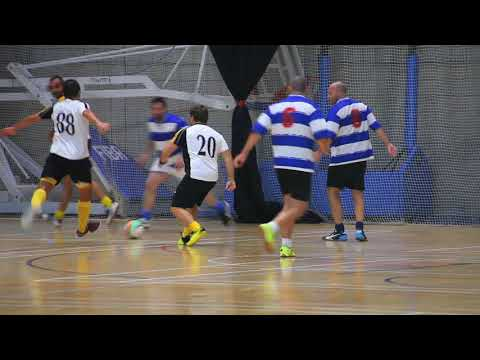 Grassroots Week 2017   Veterans Futsal Charity Shield