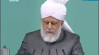 Fjalimi i xhumas 25-01-2013: Profeti i përsosur s.a.u.s. , Mesihu i tij dhe sehabët - Ahmadiyya