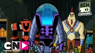 Ben 10: Omniverse fragment odc. 4 | Ben 10 | Cartoon Network