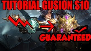 How To Play Gusion in Season 10