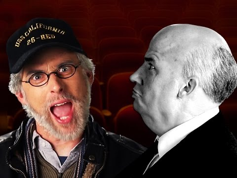 Steven Spielberg vs Alfred Hitchcock. Epic Rap Battles of Hi