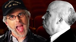 Steven Spielberg vs Alfred Hitchcock.   Epic Rap Battles of History.(Download this song here ▻ http://hyperurl.co/The-Directors ◅ Watch the Behind The Scenes here: http://bit.ly/136ILCt