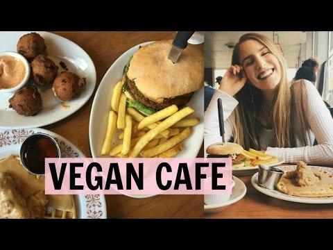 CORNBREAD CAFE - Vegan Review