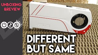 asus GTX 960 Turbo Review (vs GTX 950) & Unboxing