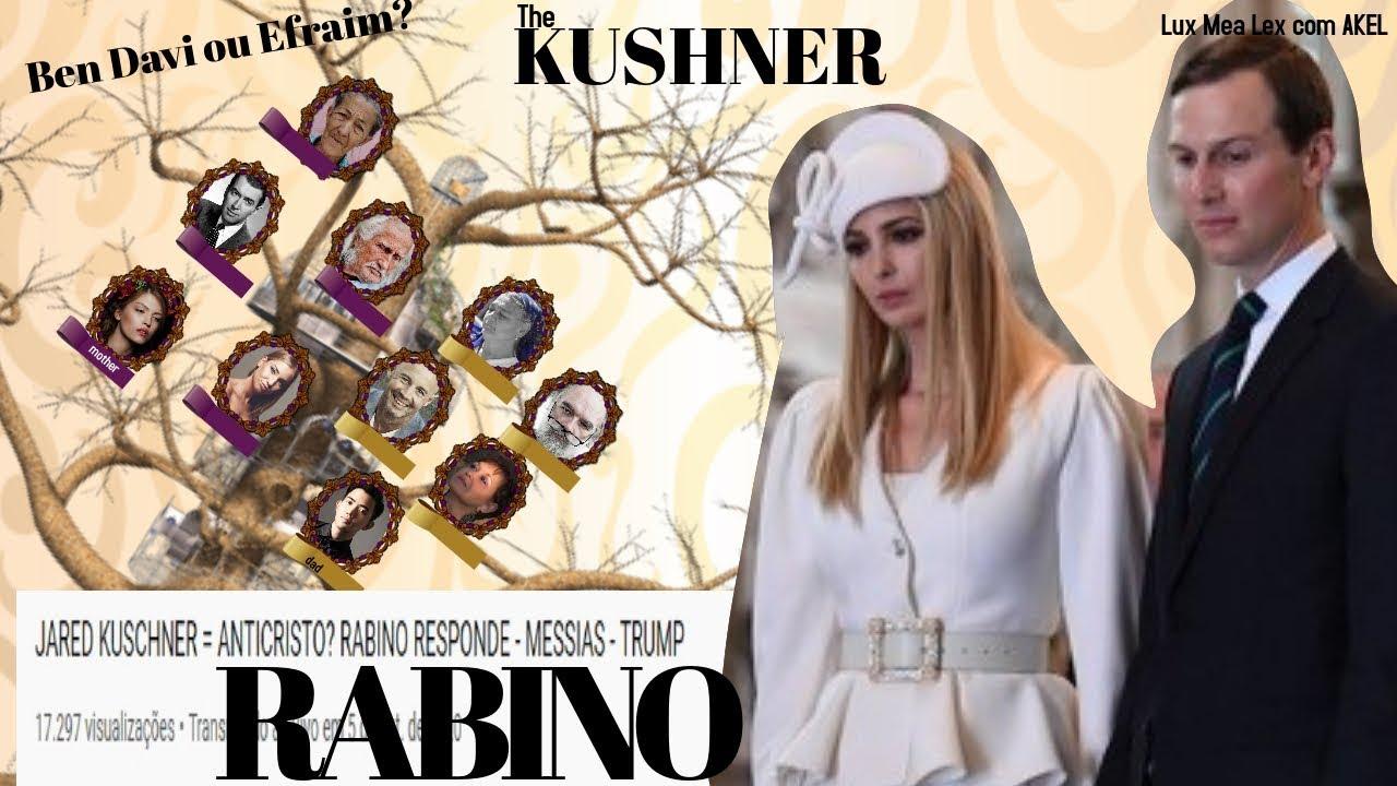 🕎 HOJE, AKEL Refuta #RABINO que ZOMBA de #JESUS e diz que KUSHNER não é O MESSIAS BEN DAVID!