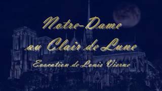Clair de Lune Г Notre Dame de Paris