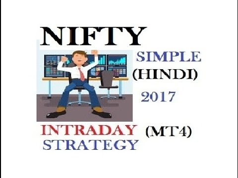 Intraday Nifty Banknifty Strategy Using Supertrend in MT4 (Hindi) 2017