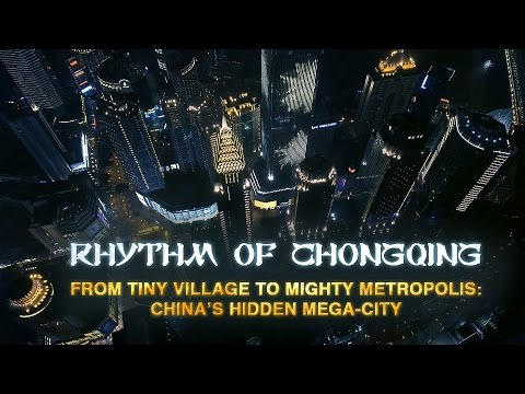 Rhythm of Chongqing: light rail, urban planning, food and to