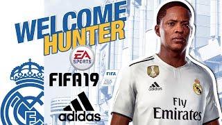Alex Hunter | NEW REAL MADRID PLAYER | FIFA 19