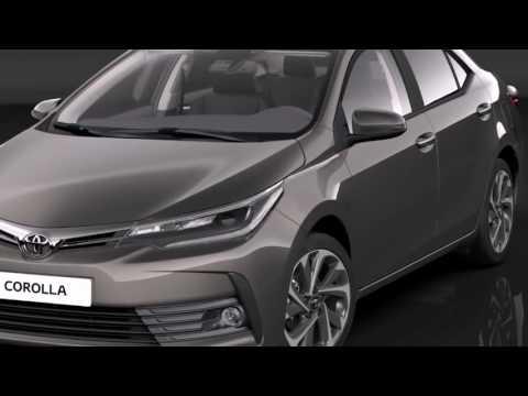 New Toyota Corolla 2017 2016