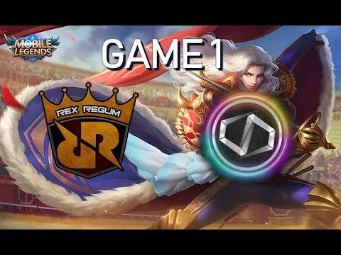 DD PRO G vs RRQ - PHEW THE LANCE GOD - MSC 2018 - MOBILE LEGENDS