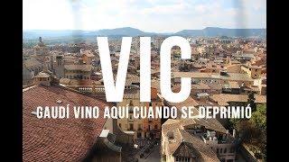 VIC y una increíble plaza medieval   ESPAÑA   Viajando con Mirko