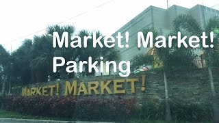 Market! Market! Parking Mckinley Parkway Bonifacio Global City Taguig by HourPhilippines.com