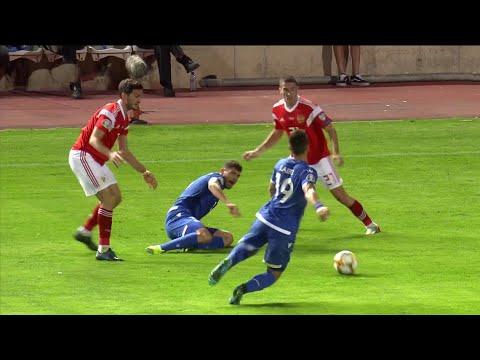 Сборная России по футболу обыграла команду Кипра и досрочно вышла на Евро-2020.