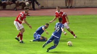 Сборная России по футболу обыграла команду Кипра и досрочно вышла на Евро 2020