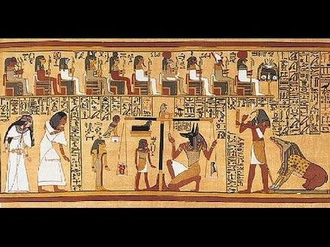 The Egyptian Book Of The Dead (Documentary)
