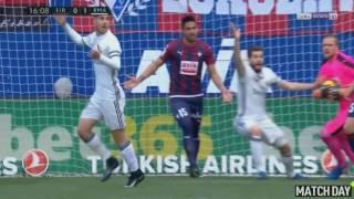 real madrid vs eibar 4 1 goals extended highlights la liga 16 17