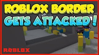 Pretty much every Roblox border game ever