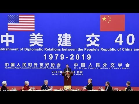 U.S also benefit from China's development, says Wang Qishan